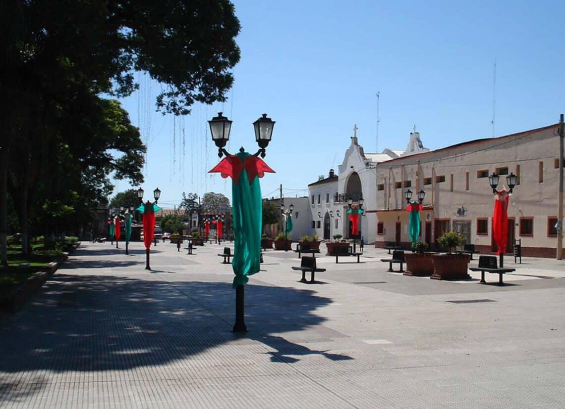Peatonal de Lules