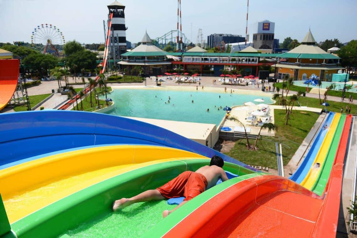 Aquafan, Parque de la Costa, Tigre, Buenos Aires