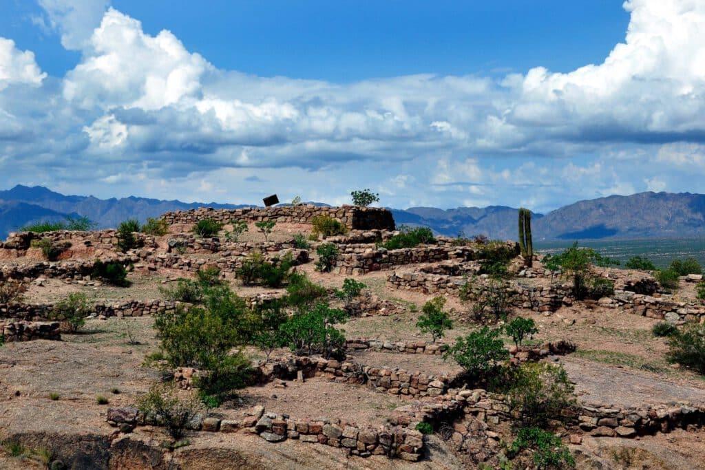 Ruinas de Hualco, San Blás, La Rioja