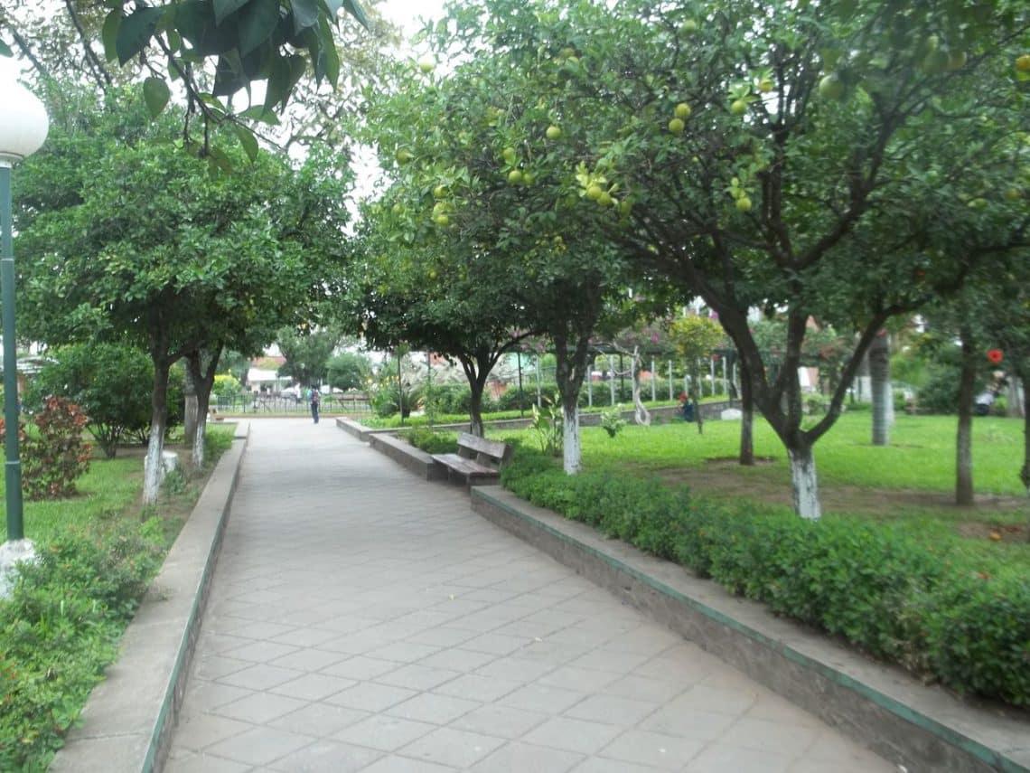 Plaza Libertador San Martín, Jujuy