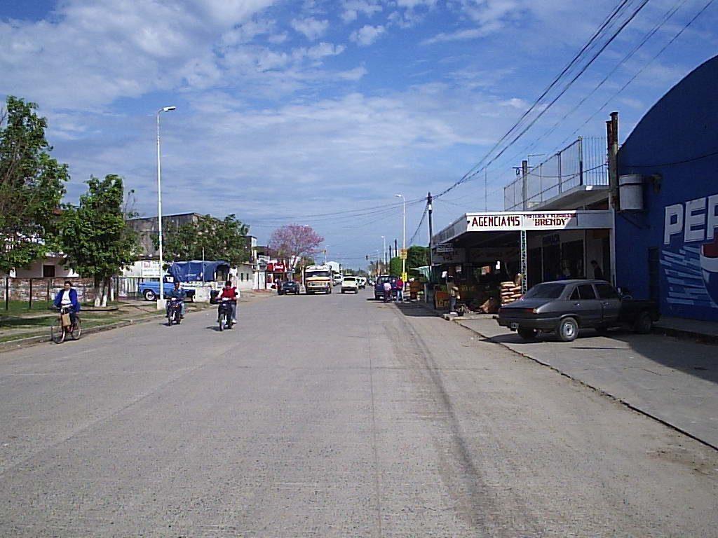 Calle de Clorinda, Formosa