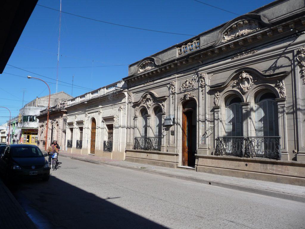 Calle de Gualeguay