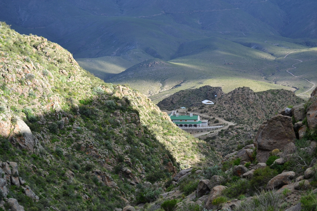 Hostería del refugio minero Catamarca
