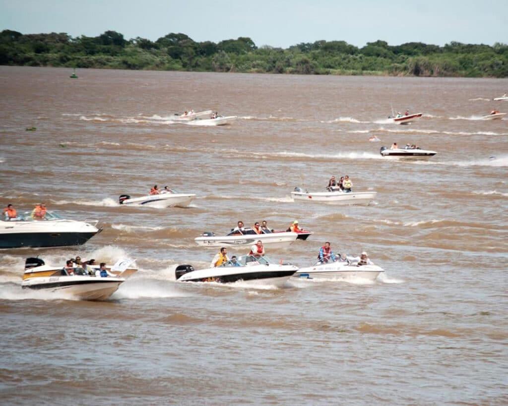 Fiesta de la Pesca Variada con Devolución de Bella Vista. corrientes