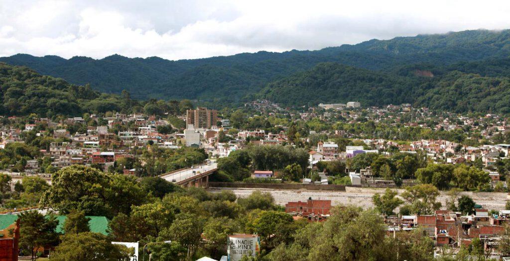 La Ciudad de San Salvador de Jujuy