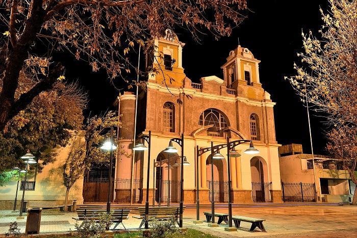 Iglesia de Luján de Cuyo