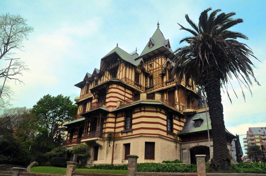 Museo Municipal de Arte Juan Carlos Castagnino, Villa Ortiz Basualdo, Mar del Plata