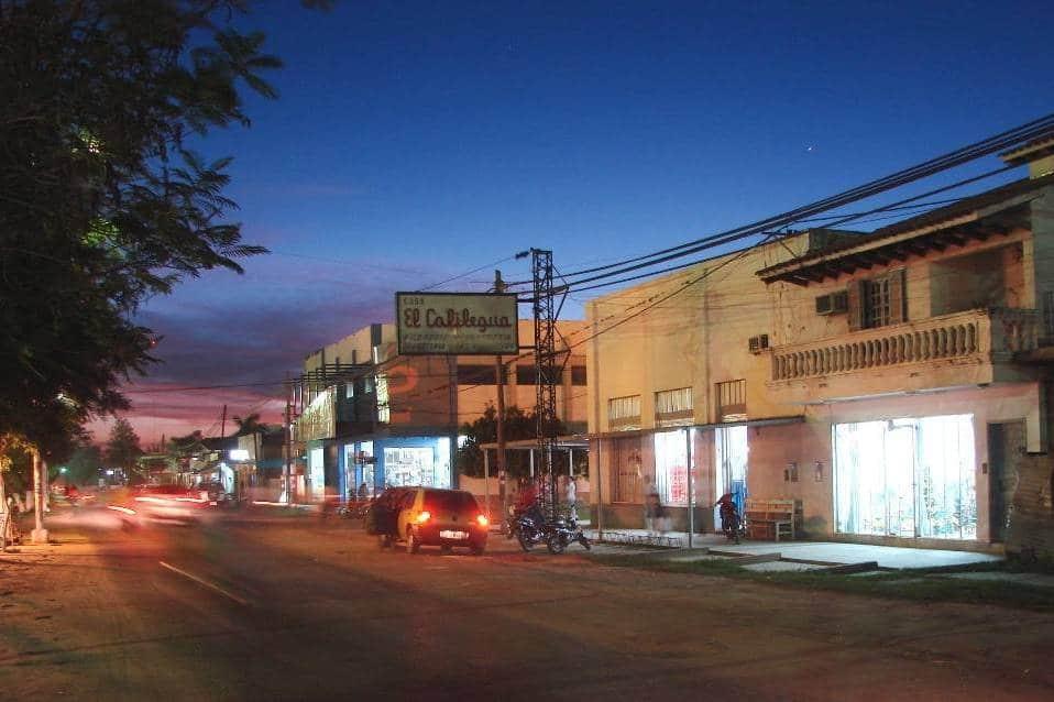 Pirané, Formosa