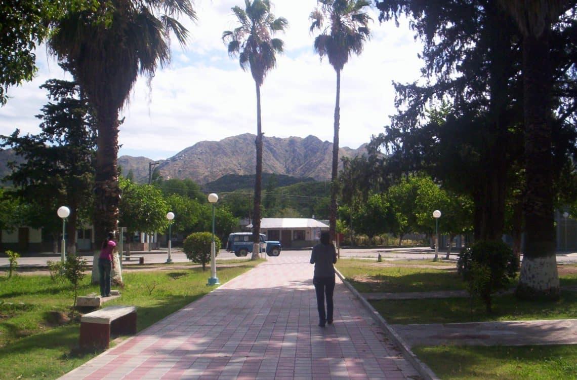 Plaza de San Agustín del Valle Fértil
