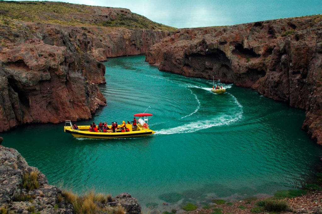Puerto Deseado, Secretaria de Turismo