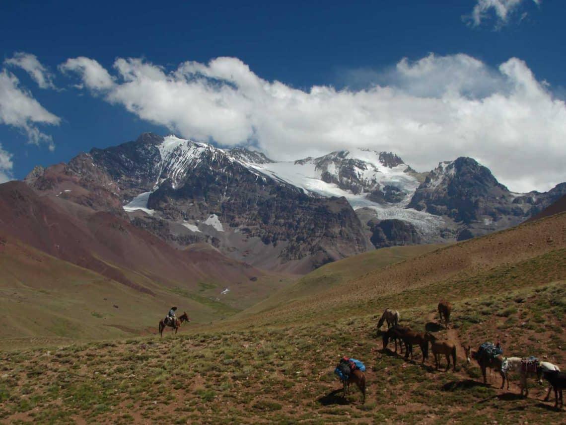 Valle del Río Tunuyán, Mendoza