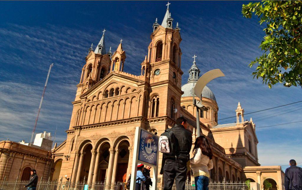 Basílica San Nicola di Bari, ciudad de La Rioja