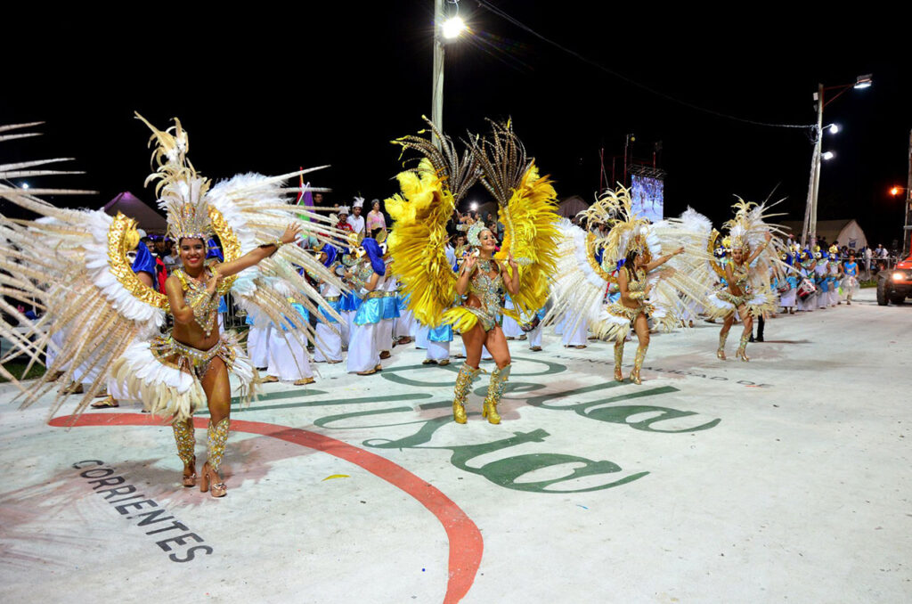 Carnaval de Bella Vista, Corrientes