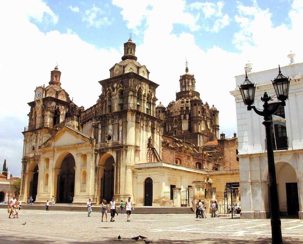 La ciudad de Córdoba Capital