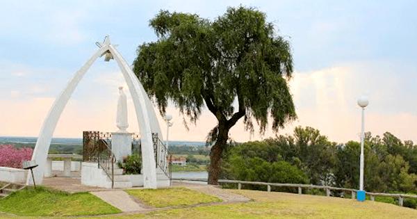 Mirador de la Virgen de Fátima, Victoria, Entre Rïos