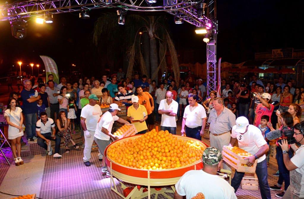 Fiesta Nacional de la Naranja, Bella Vista, Corrientes