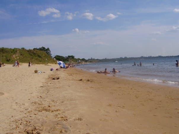 Playa de Ituzaingço, Corrientes