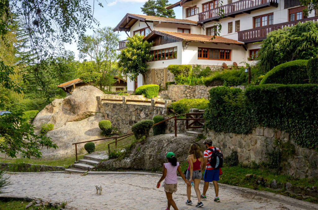 La Cumbrecita, pueblo peatonal - foto: @lacumbrecitaturismo