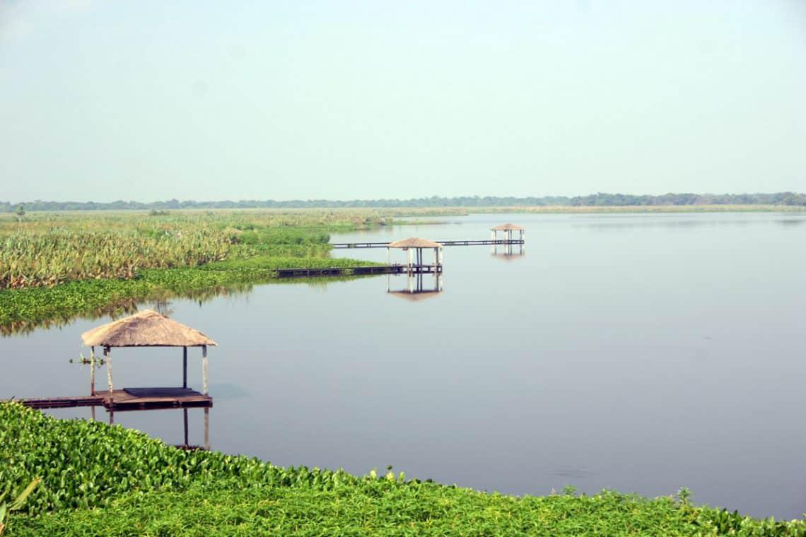 Laguna Blanca, Formosa