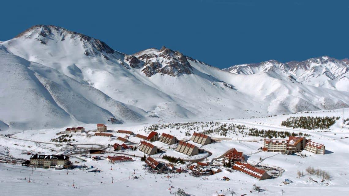 Las Leñas Centro de Ski Mendoza