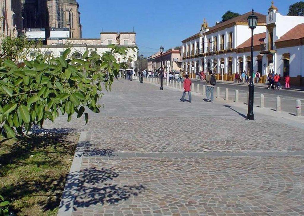 Plaza de Luján