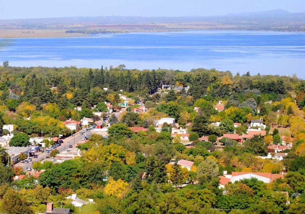 Vista panorámica de Villa Rumipal