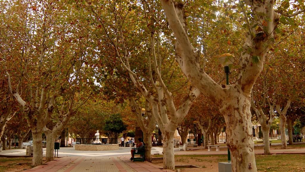 Plaza de Andalgalá