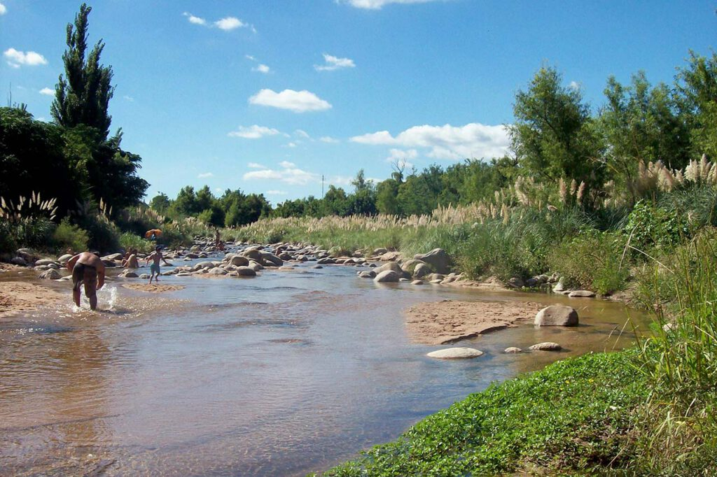 Río Chico, Nono