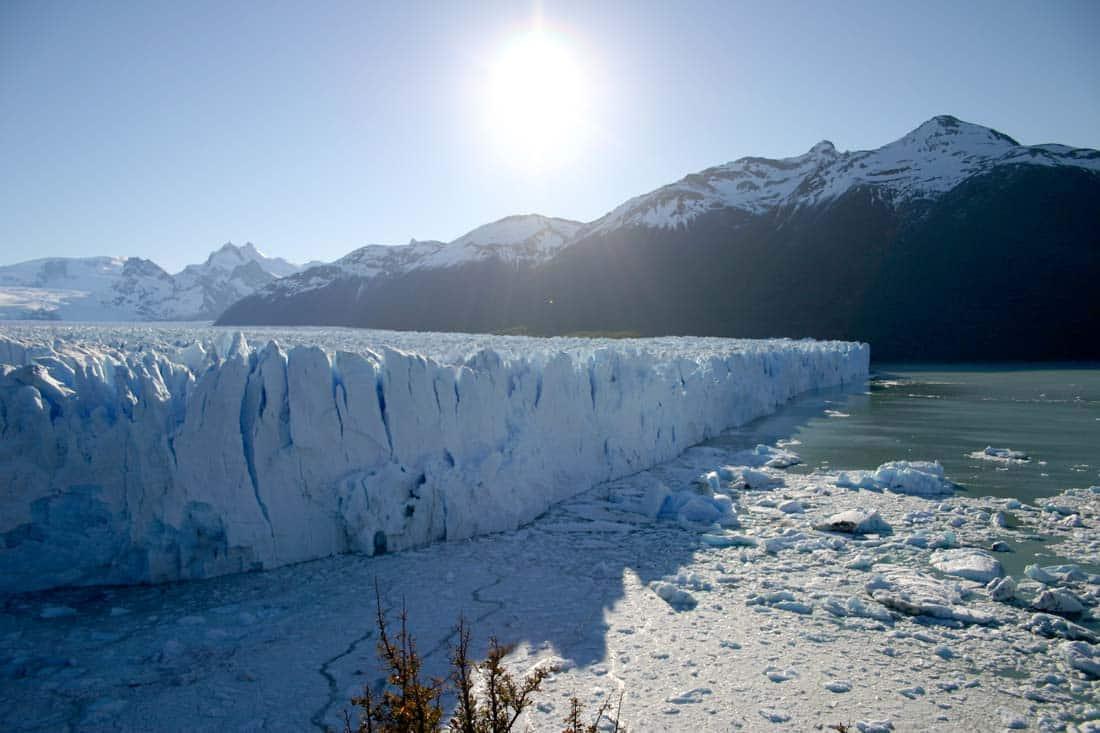 Parque Nacional Los Glaciares, Santa Cruz