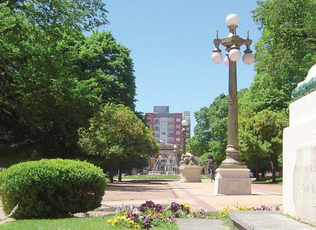 Plaza de Tandil