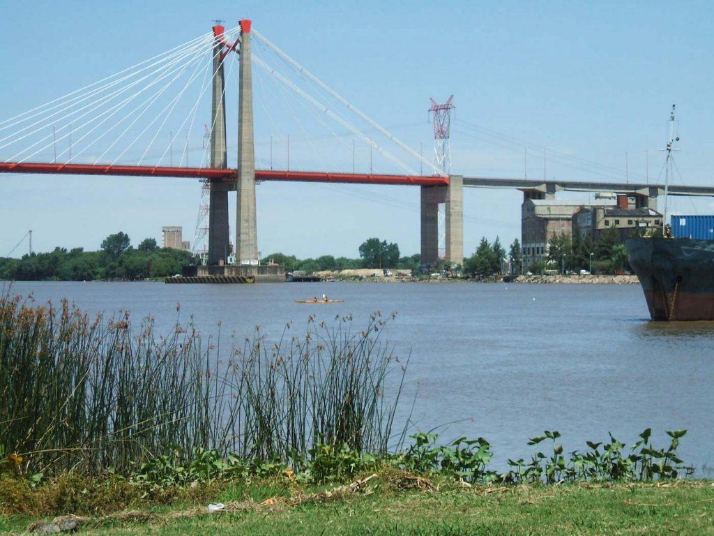 Puente Zárate Brazo Largo