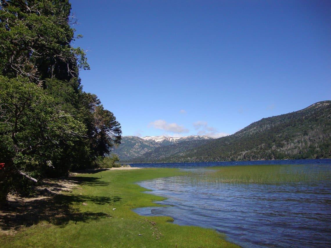 Lago Ruca Choroi