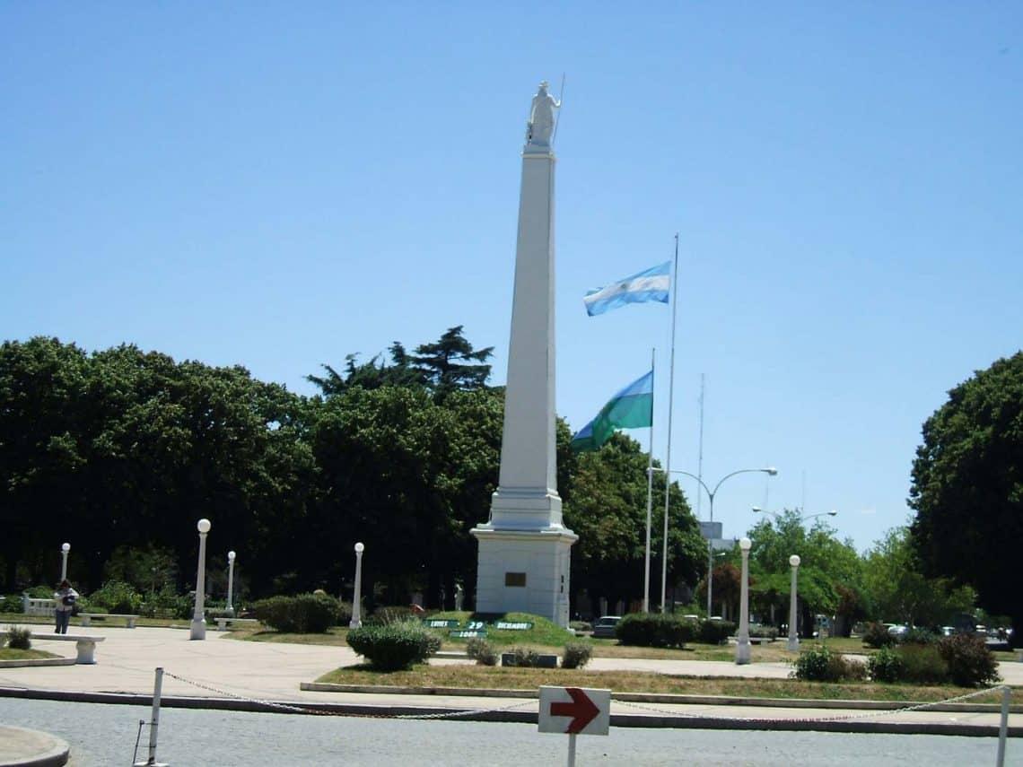 Plaza Libertad de Balcarce