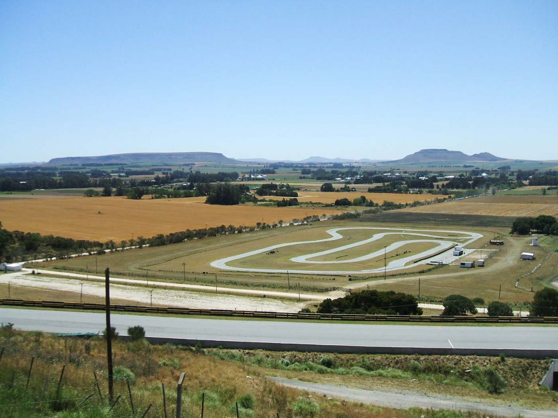 Autódromo Juan Manuel Fangio de Balcarce