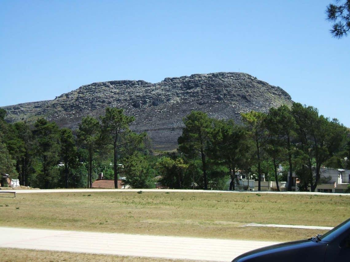 Parque Municipal cerro El Triunfo, Balcarce