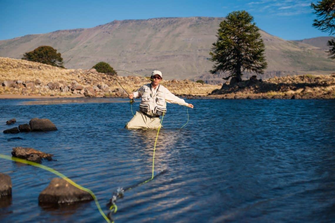 Pesca en Neuquén