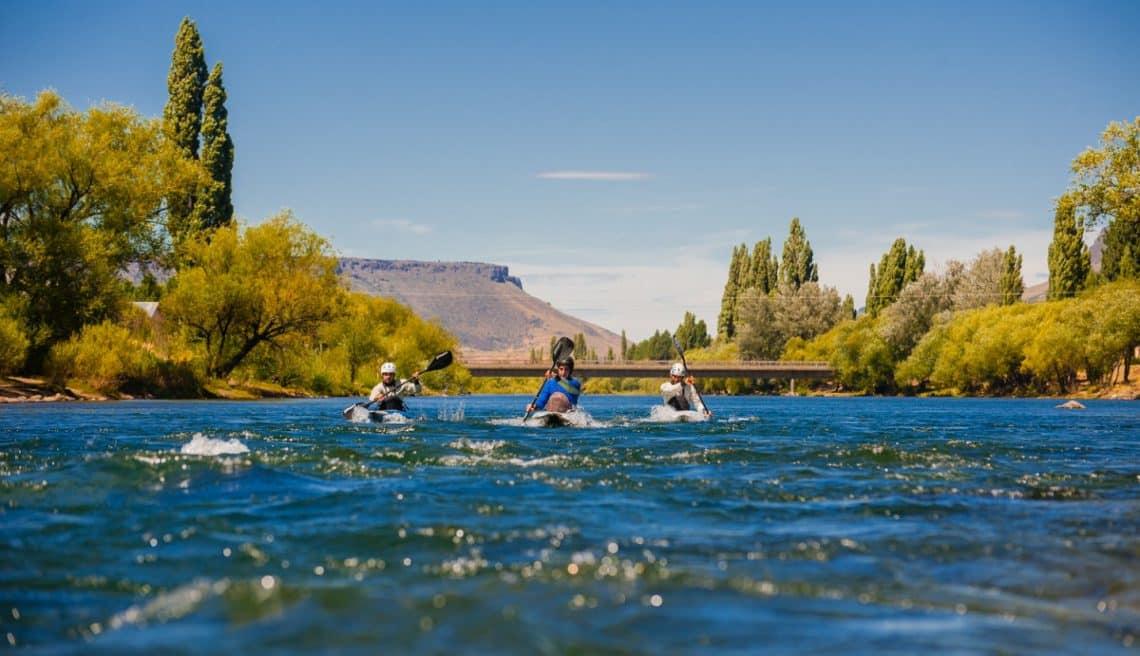 Kayak en Aluminé   Neuquén es tu Destino