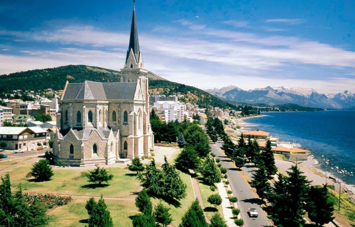 Catedral de Bariloche Nuestra Señora de Nahuel Huapi