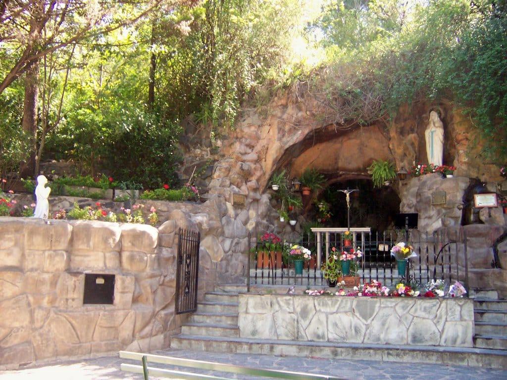 La Gruta de Lourdes, Alta Gracia
