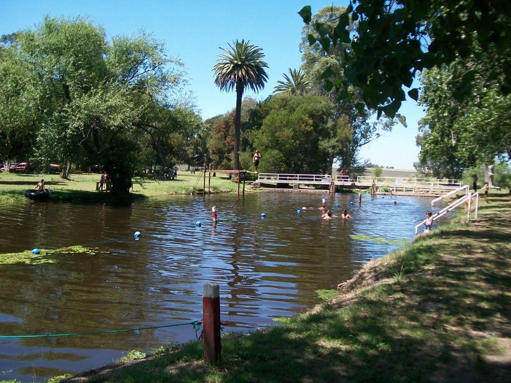 Parque Idoyaga Molina