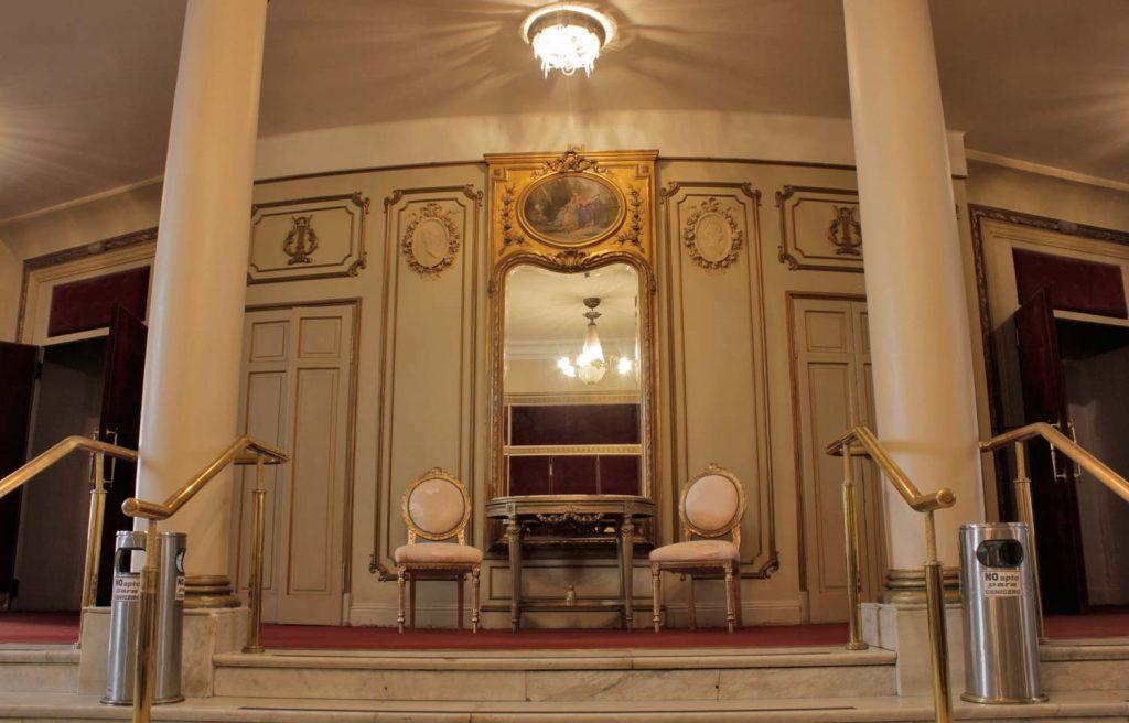 Teatro Municipal de Bahía Blanca - foto: Municipio de Bahía Blanca - bahía.gob.ar