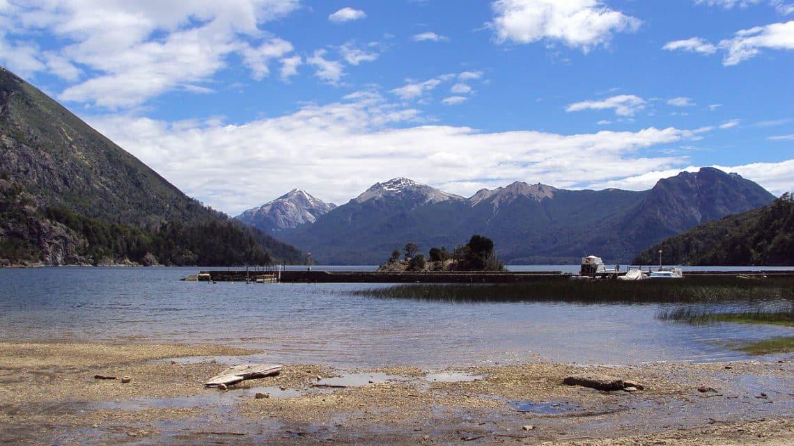 Lago Moreno, Bariloche