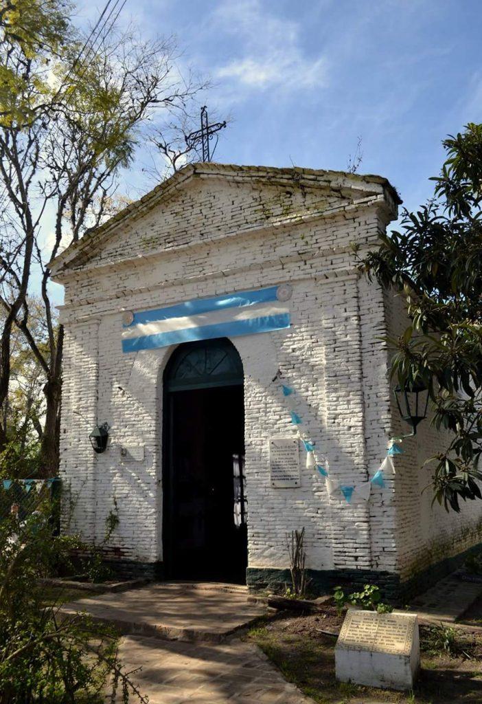 capilla de los negros, chascomus turismo