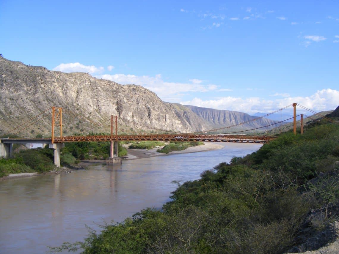 Puente Corral Quemado, Catamarca