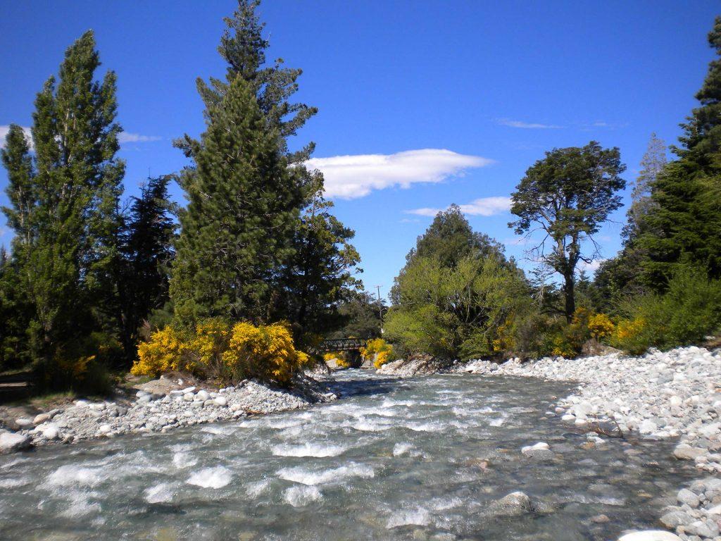 Arroyo Goye, Colonia Suiza, Bariloche