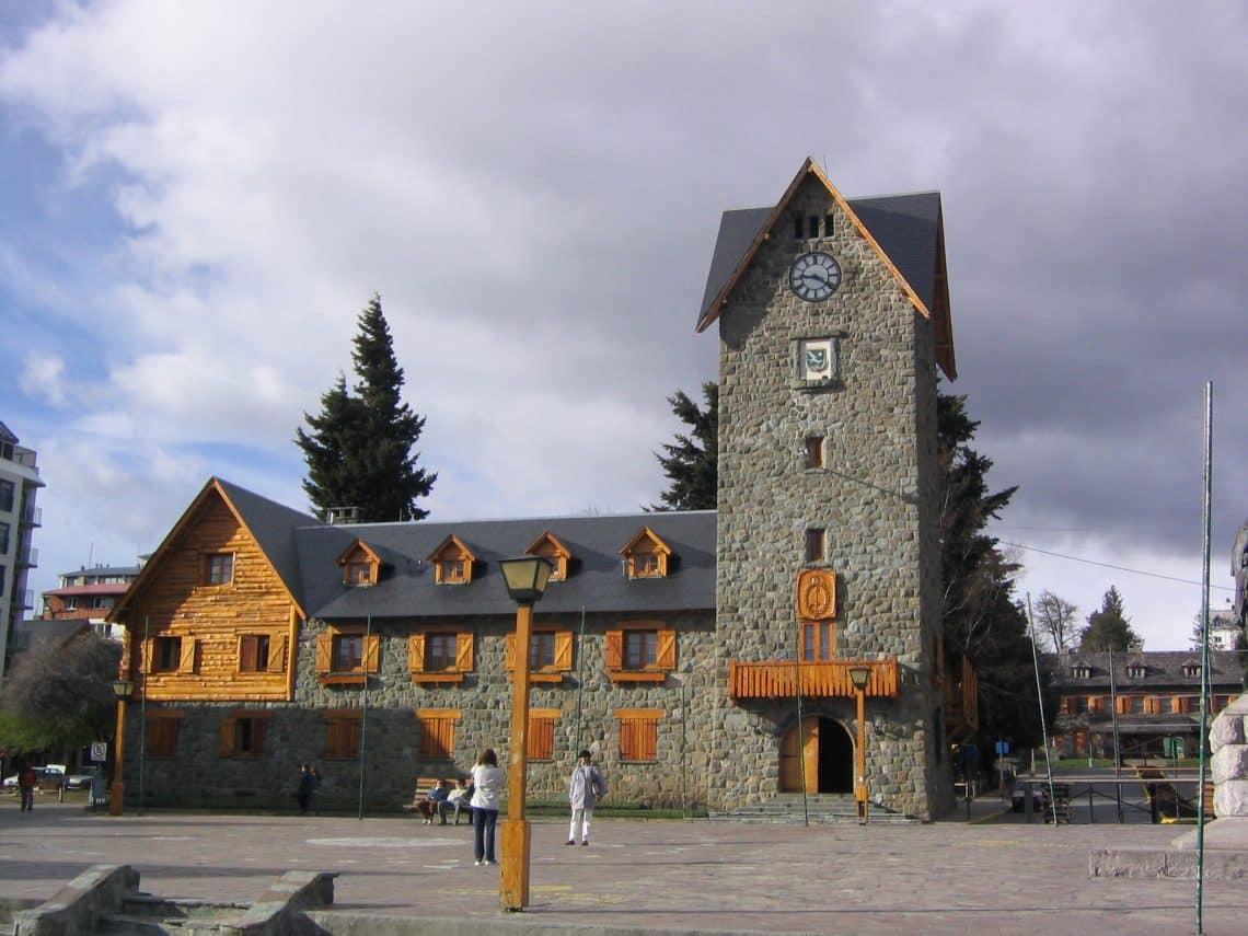 Edificio Municipalidad de Bariloche