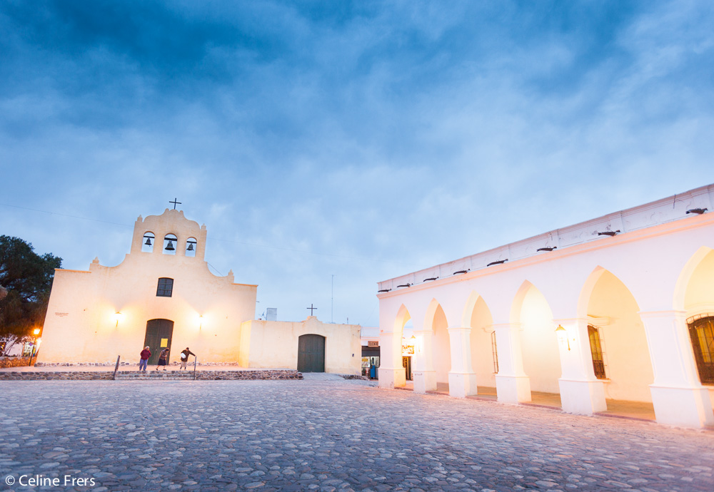 Iglesia de Cachi, Salta @Celine Frers