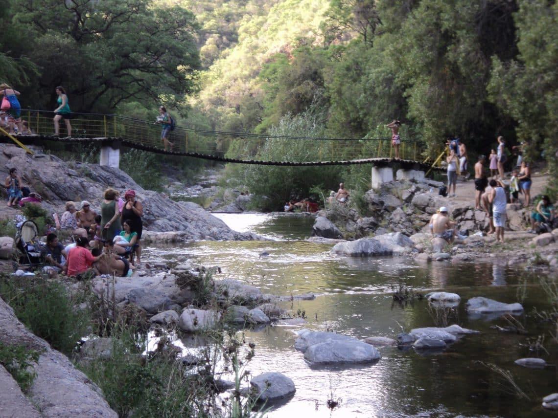 Complejo Balneario La Toma, Capilla del Monte - Municipalidad