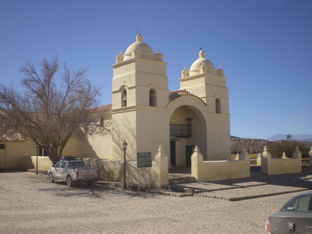 Iglesia San Pedro Nolasco de los Molinos