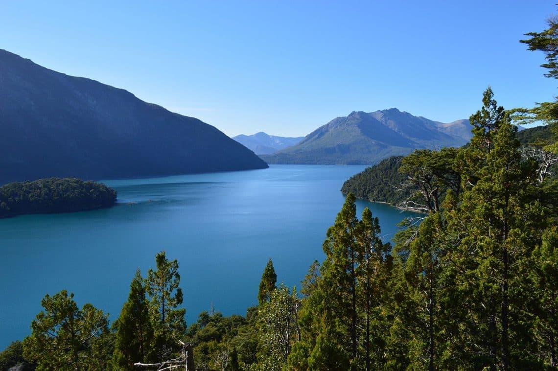 Lago Mascardi. Bariloche